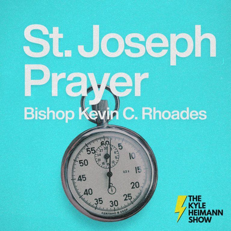 St. Joseph Prayer – Bishop Rhoades