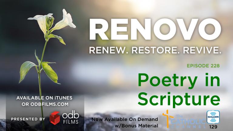 Renovo Episode 228: Poetry in Scripture